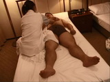 Japanese Hotel Masseuse Gave A Full Service To One Of The Hotel Guests