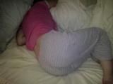 Sleepy Amateur Teen Groped