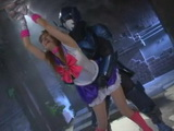 Captured Power Ranger Hero Gets Mercilessly Fucked By Her Evil Enemies vXd