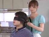 Cock Hungry Milf Stepmother NanaSaki Kaedehana Treated Stepson The Way She Shouldnt
