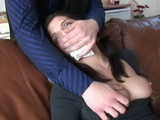 Chloroform Punishment For 2 Poor Girls