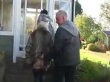 Old Fart Picked Up Two Mature Hookers On The Street To Fuck Them Like A Stallion