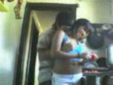 Amateur Latina Fucked In A Kitchen While Peeling Tomatoes For Husbands Lunch