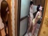 Teen Caught Elder Sister Fucking Her Boyfriend In Bathroom