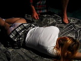 Daddy Sneaks Late at Night In Daughters Room  Fantasy