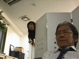 Lustful Secretary Hirose Nanami Busted Her Old Boss Jerking On her Private Porn Clip He Found Online