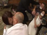 Japanese Girl Hard Fucked In Front Of Her Parents