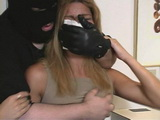 Hot Lady Chloroformed and Violated By Masked Molester