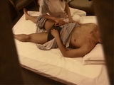 Hotel Security Cam Caught Asian Masseuse Making Some Cash On A Side