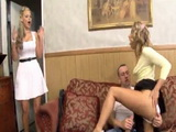 Mom Walked In On Her Step Daughter In The Middle Of Fucking