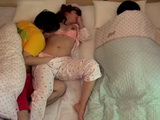 Fucking Teen Girlfriends Sister While Girlfriend Sleeps Right Next To Us Japanese Uncensored