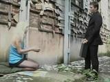 Homeless Beggar Girl Gets Fucked For Some Extra Money