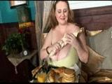 Busty BBW Housewife Fucking