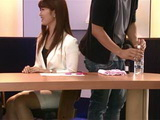 Host Of a Popular TV Show Kawamura Maya Gets Something In Drink