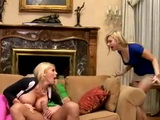 Her Daughter Pissed Off When She Saw Her Stepmom With Her Boyfriend