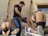 Behind The Scenes Anal Porn Foursome Casting