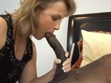 Mature Woman Wants Black Cum