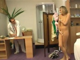 Shy Girl Meets Kinky Side Of Her Perv Gynecologist
