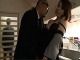 Guy Busted Father Having Fun With His Young Wife Hinata Tachibana
