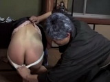 Angry Father In Law Brutally Punishes His Heedless Daughter In Law