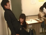 Milf Professor Having Fun With Bad Student During Exam