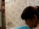 Teenage Stepson Wants To Bath With His Stepmom Sayuri Takizawa