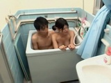 Bathing Together With Sister End Up With Hard Fuck