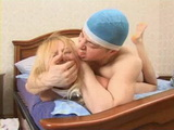 Sick Blonde Teen Gets Roughly Fucked By Home Nursing Guy