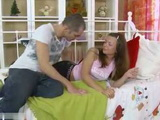 Passionate Pussy To Ass Sex For Russian Teen