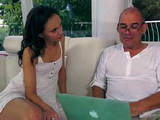 Hottie Made Mistake When Stayed Alone With Bfs Crazy Dad