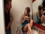 Dad Pimps His Teen Daughter To His Friend