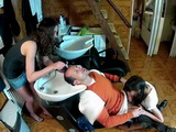 Full Treatment At the Hairdresser
