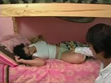 Step Father Abuse and Forces To Fuck His Hot Sleeping Step Daughter