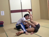 Filthy Judo Trainer Will Teach Girl How To Defend Herself And Much More