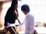 Private Lessons With Busty Japanese Teacher Finaly Paid Of For Japanese Boy