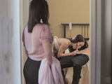 Ava Courcelles and Megan Rain In Hot Threeesome
