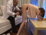 Young Housewife Forced to Fuck By Stranger