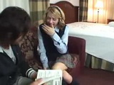 American highschool girls in Japan 01  Lexi Belle