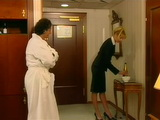 Horny Businessman Thought That Anal Is Included In Room Service