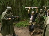 Captured Female Soldiers at Vietnam War Are  Fucked and Killed After Being Fucked