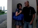Japanese Girl Takanashi Ayumi Hides Away From Her BF Only To Be Group Fucked And Covered With Cum In Public Toilet