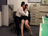 Poor Japanese Secretary Was Forced To Fuck Her Boss In Order To KeepHer Job