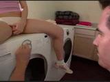Naughty Stepdaughter Called Her Stepdad To Fix Her Washing Machine