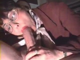 French Milf Blows and Gets Pussy and Anal Fucked On The Train