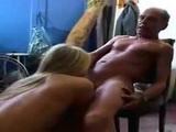 Old Perverted Grandpa Took Advantage Over Grandsons Girlfriend