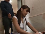 Old Pervert Was So Desperate To Feel After Many Years Fresh Pussy  Konno Hikaru