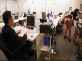 Horny Secretary Ichika Kamihata Gave Clear Signs What She Wanted From Her Boss At Work