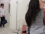 Student Caught His Friend And Teacher Fucking In The School Ambulance  Yuki Love