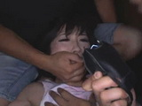 No Mercy Shown For A Japanese Innocent Girl Who Gets Followed Attacked And Roughly Fucked By A Bunch Of Guys