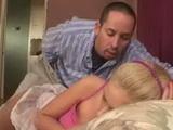 My babysitter caught me masturbating